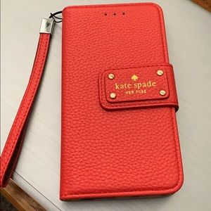 Kate Spade cellphone case for XS MAX
